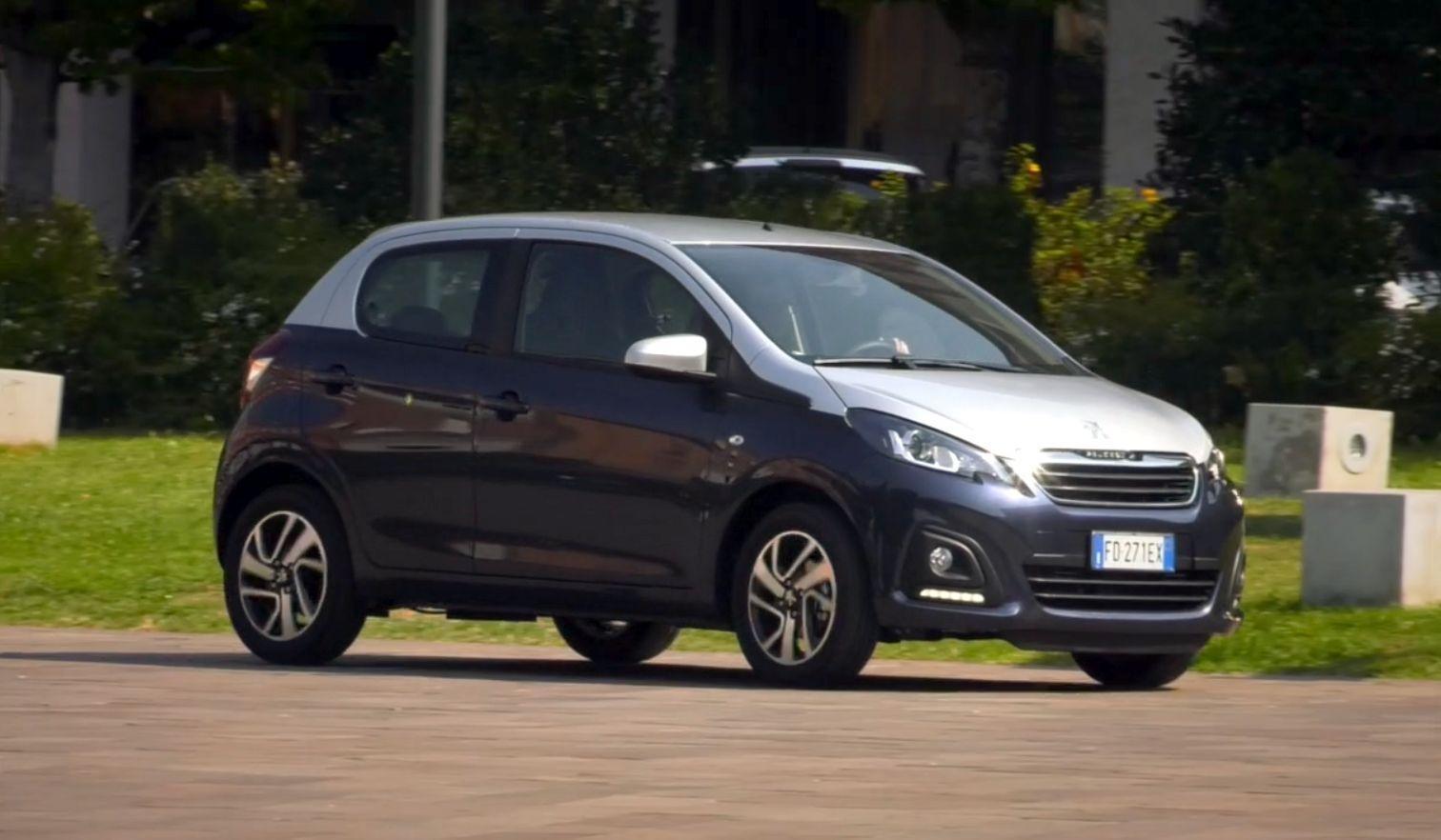 Peugeot 108 05776553e265