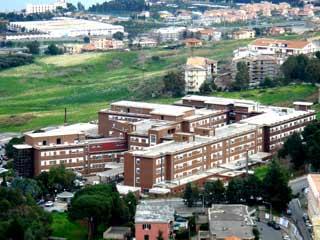 L'Ospedale 'Barone Romeo' di Patti
