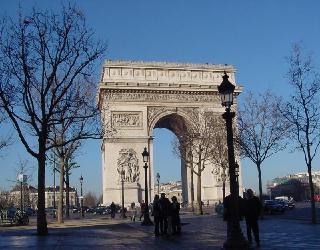 Parigi - Arco di Trionfo