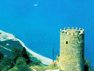 La Torre Saracena di Piraino